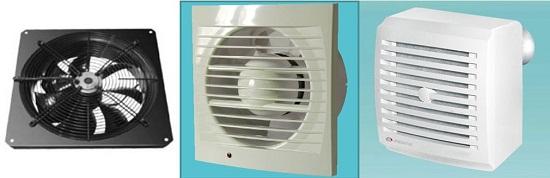 ventilateur à ventilation forcée