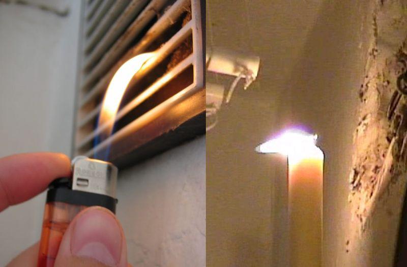 contrôle de la ventilation naturelle