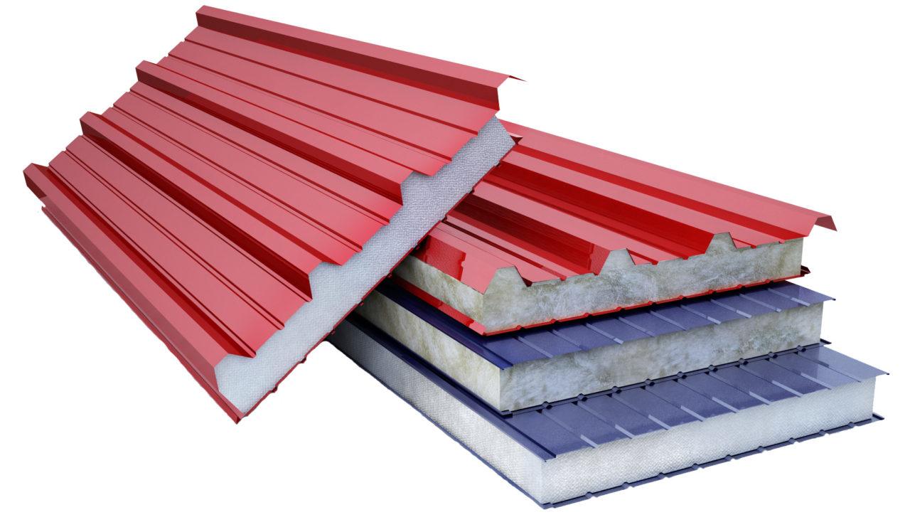 6 conseils pour choisir un panneau sandwich pour les toits et les murs