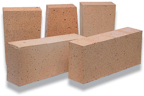 brique d'argile réfractaire
