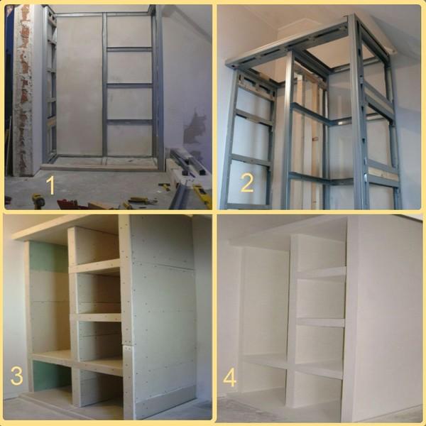 armoire de placoplâtre