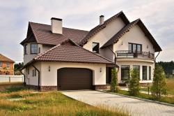 plâtre pour la façade de la maison