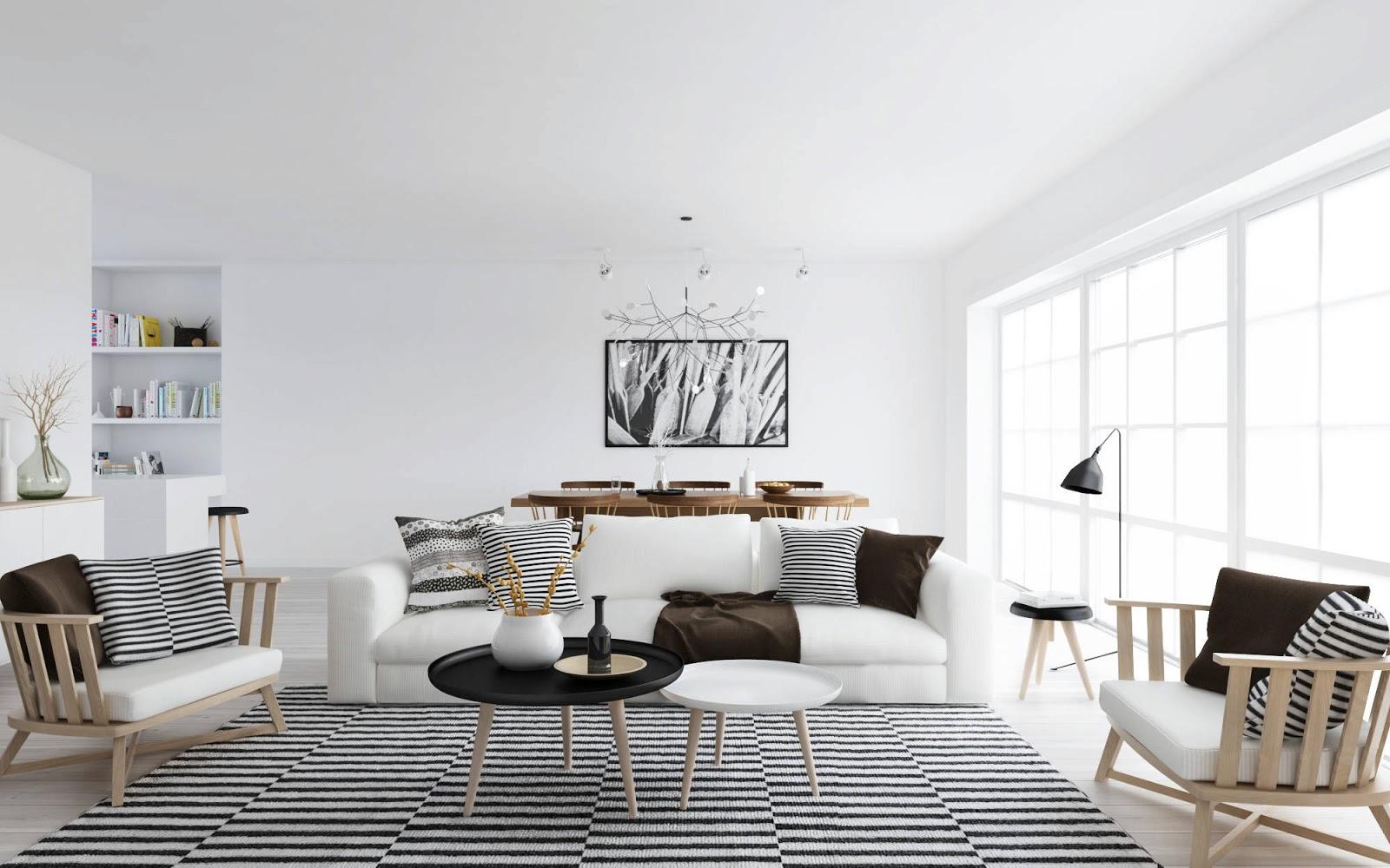 Style scandinave à l'intérieur 3