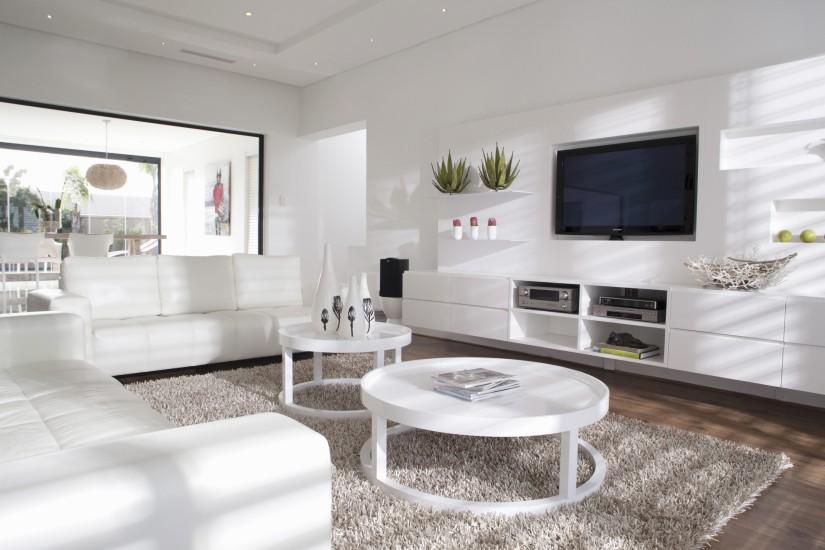 style minimalisme à l'intérieur 3