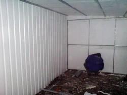 isolation du garage de l'intérieur
