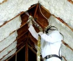 isolation du garage à l'intérieur de Penoizol