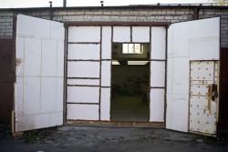 Isolation du garage à l'intérieur de la mousse 3