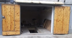 isolation de porte de garage 2