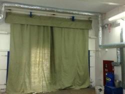isolation de porte de garage 3