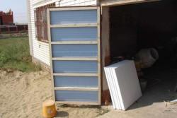 isolation de porte de garage 4