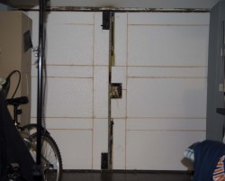 isolation de porte de garage 5