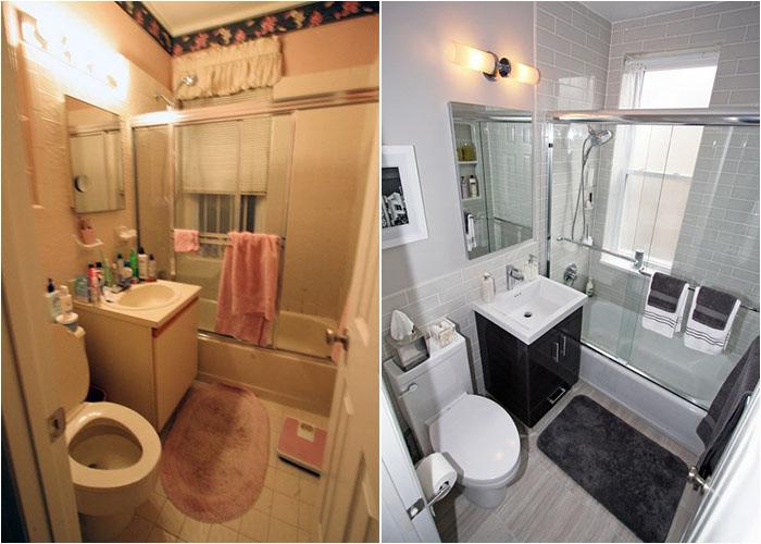 7 conseils pour redécorer la salle de bain et les toilettes