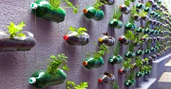 16 idées d'artisanat à partir de bouteilles en plastique pour donner + photo