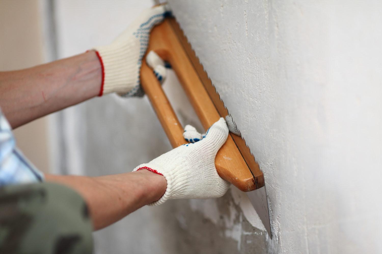4 façons d'aligner les murs pour la décoration intérieure