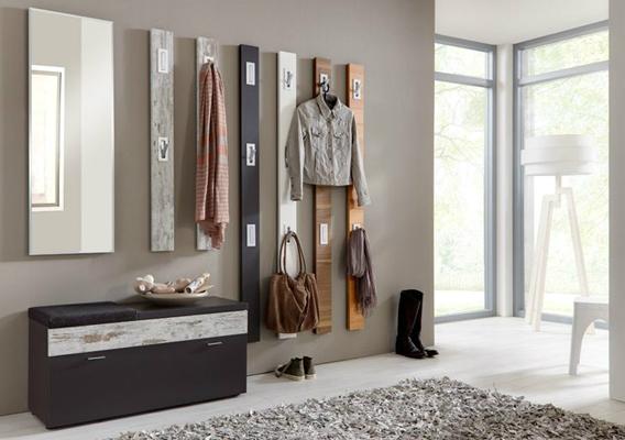 6 conseils pour choisir et placer des miroirs dans le couloir
